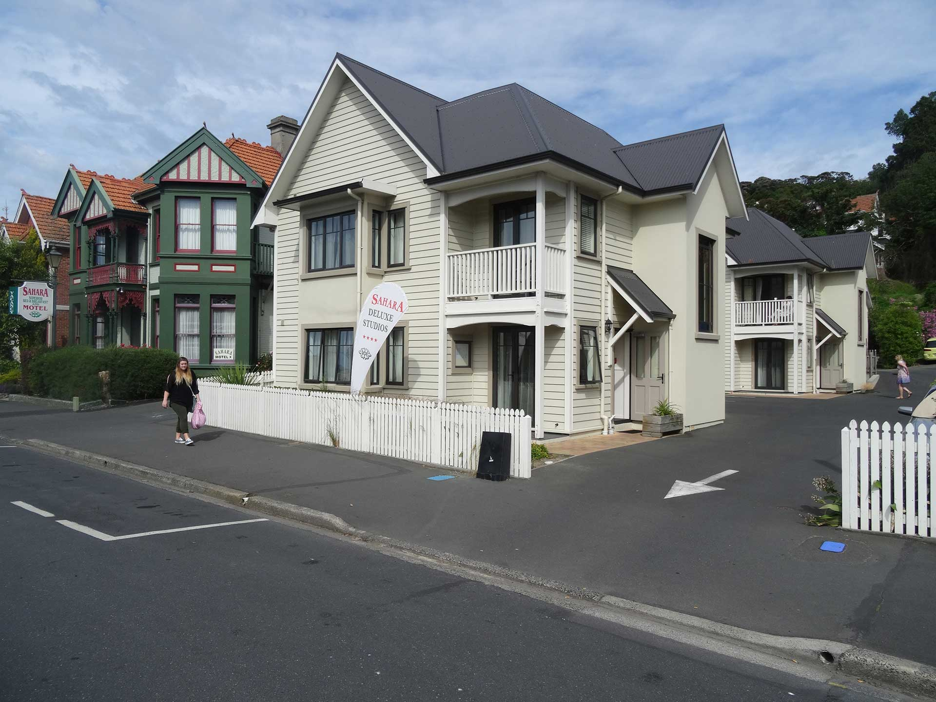 Dunedin Guesthouse and Bed & Breakfast